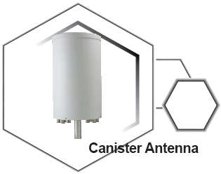 Canister-Antenna